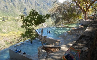 Grutas de Tolantongo: Hot Springs