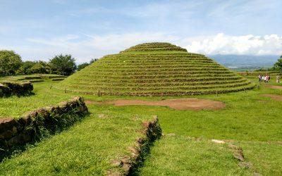 Guachimontones Pyramids near Guadalajara
